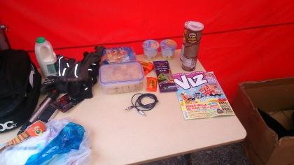 24 hour race pits need to be equipped for everything