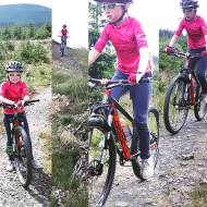 Rachael and the Islabikes Pro Series - a bike that's improved her confidence massively